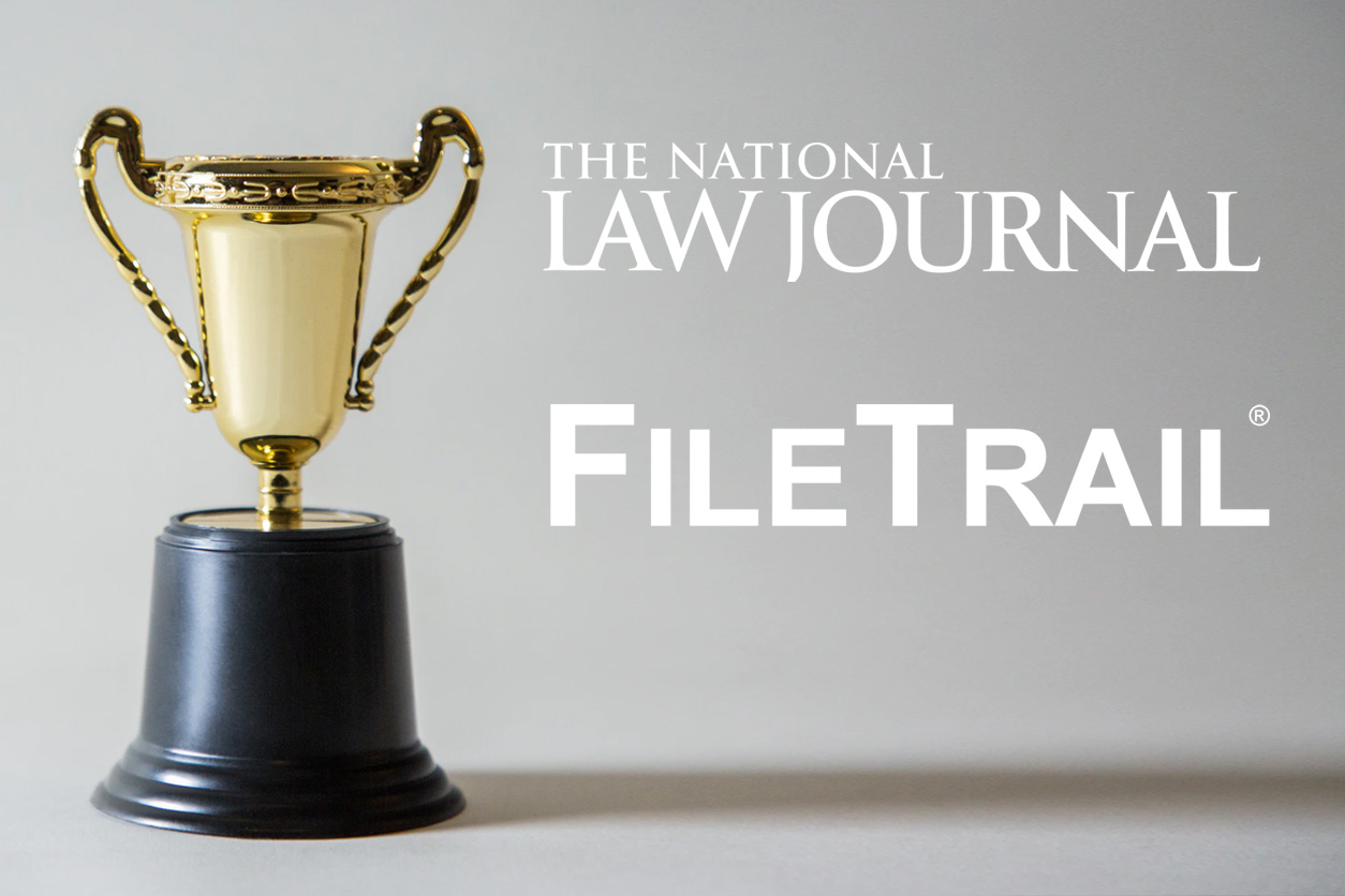 National Law Journal names FileTrail to 2020 Emerging Technologies List