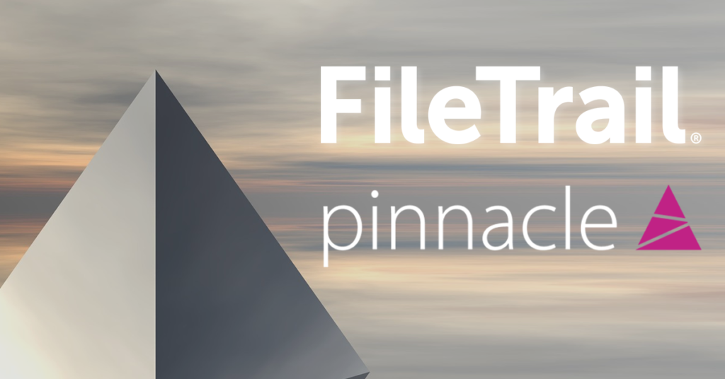Pinnacle partners with FileTrail