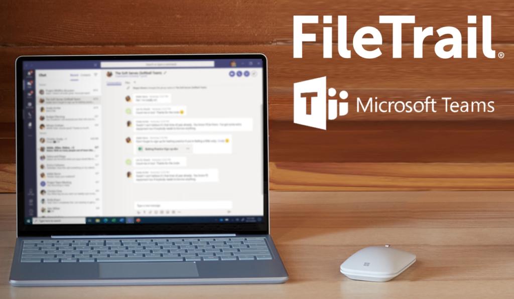 FileTrail GPS Microsoft Teams Connector