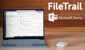 FileTrail GPS Microsoft Teams Connector for law firm information governance compliance